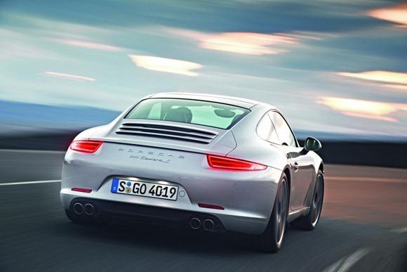 2012 Porsche 911 Carrera S Coupé 12