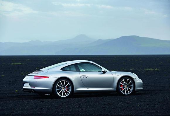 2012 Porsche 911 Carrera S Coupé 8