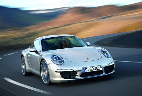 2012 Porsche 911 Carrera S Coupé 9