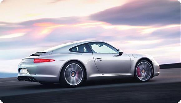 2012 Porsche 911 Carrera S Coupé