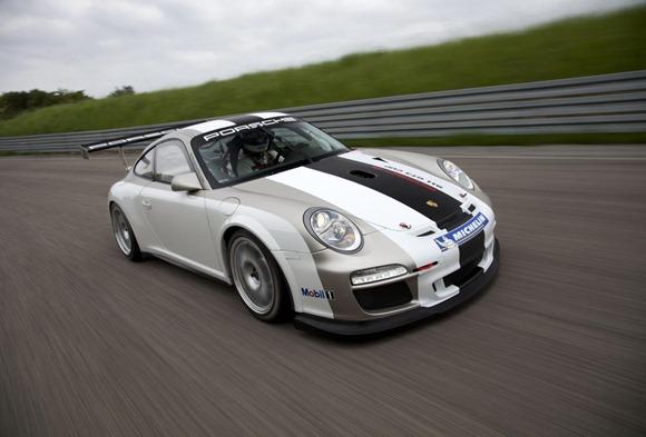 2012 Porsche 911 GT3 Cup 2