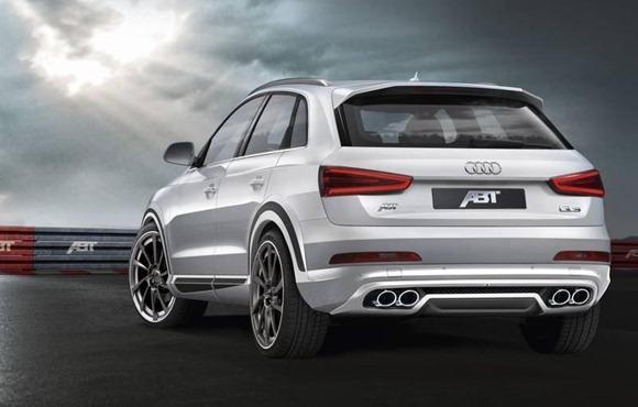 Audi Q3 by ABT Sportsline 1