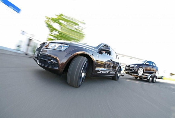 Audi Q5 by Senner Tuning 4