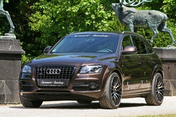 Audi Q5 by Senner Tuning