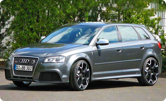 Audi RS3 tuned by B&B 1