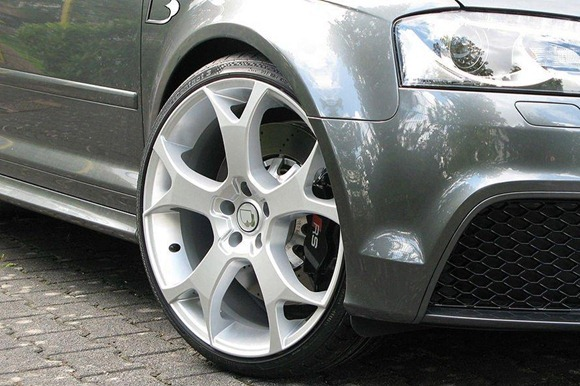 Audi RS3 tuned by B&B 2