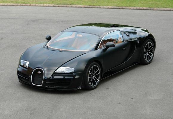 Bugatti Veyron Super Sport Sang Noir2