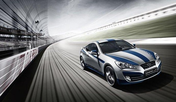 Hyundai Genesis Coupe GT limited edition for Germany2