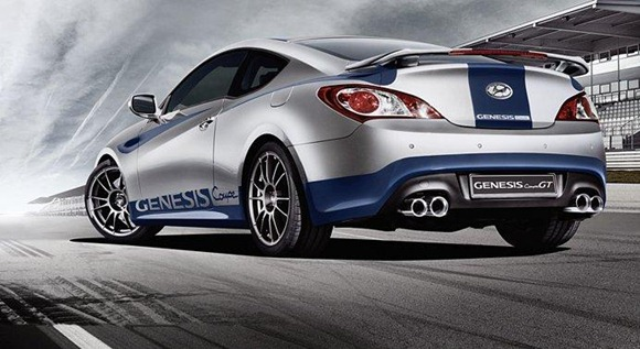Hyundai Genesis Coupe GT limited edition for Germany3