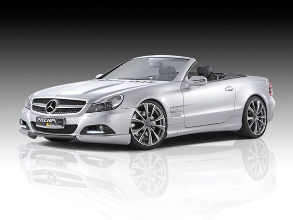 Mercedes SL by Piecha Design 1