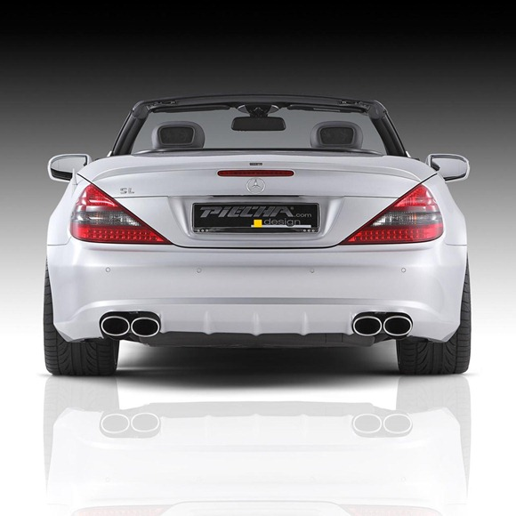 Mercedes SL by Piecha Design 3