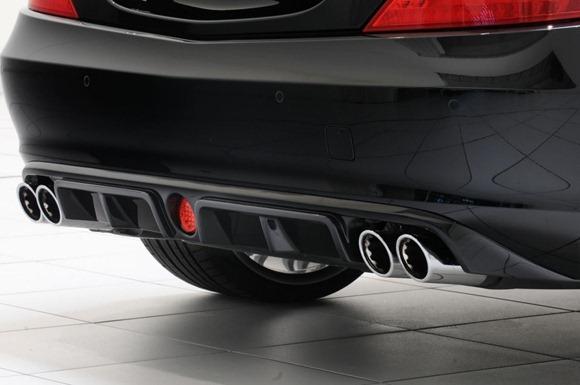 Mercedes SLK by Brabus 11