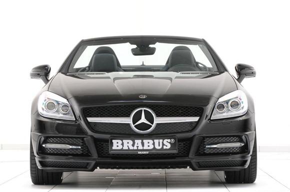Mercedes SLK by Brabus 2