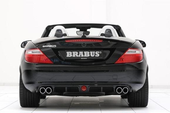 Mercedes SLK by Brabus 3