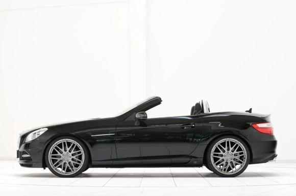 Mercedes SLK by Brabus 5