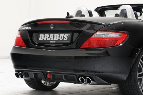 Mercedes SLK by Brabus 7