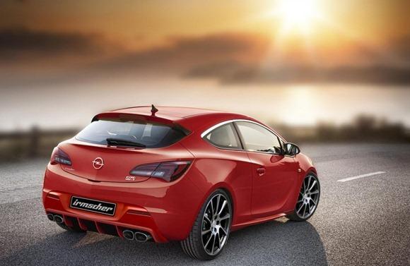 Opel Astra GTC by Irmscher 1