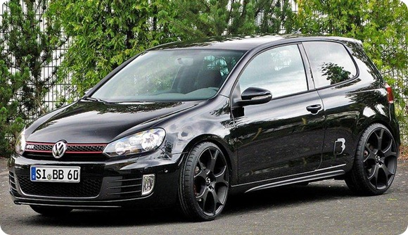 VW Golf GTI Edition 35 by B&B