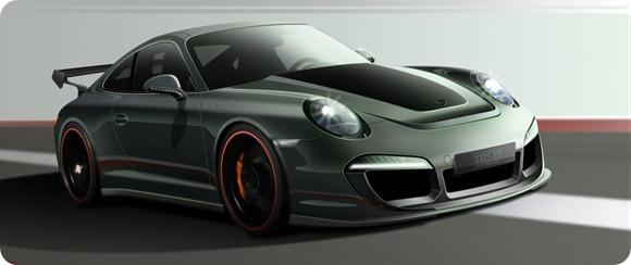 2012 Porsche 911 by TechArt