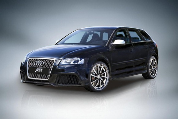 Audi RS3 tuned by Abt Sportsline