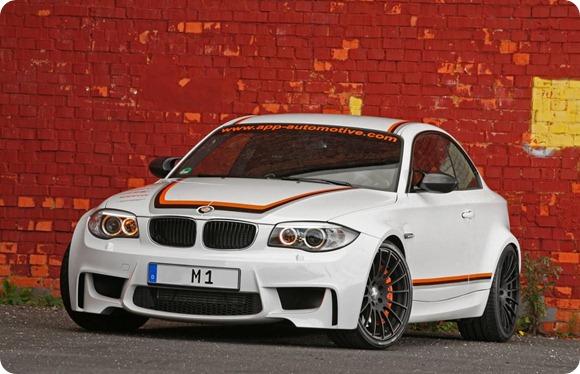 BMW 1-Series M by APP 1