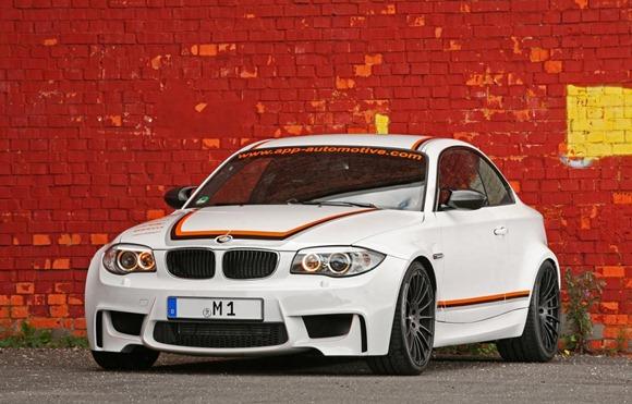 BMW 1-Series M by APP