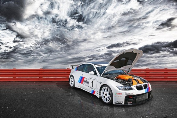 BMW M3 GT by CLP Automotive 2