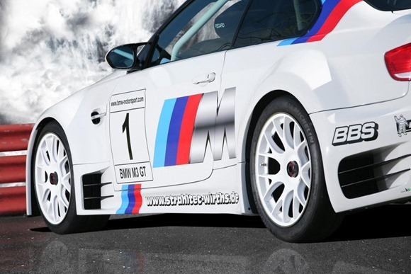 BMW M3 GT by CLP Automotive 8