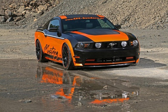 Ford Mustang by Design-World 10