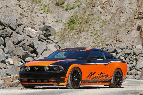 Ford Mustang by Design-World 1