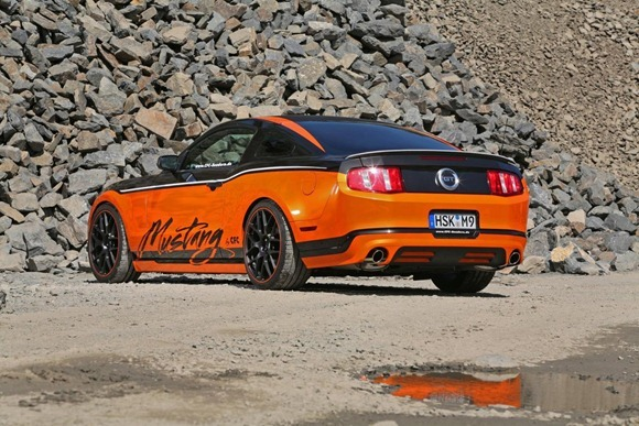 Ford Mustang by Design-World 3
