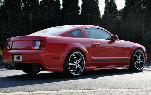 Ford Mustang styling kit by Prior Design 12