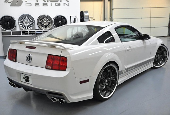 Ford Mustang styling kit by Prior Design 3