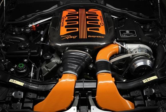 G-Power M3 Tornado RS 2