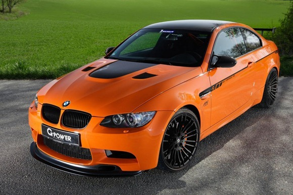 G-Power M3 Tornado RS