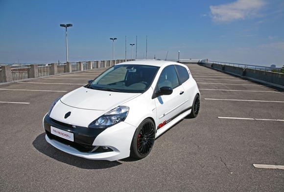 MR Car Design Renault Clio RS 4