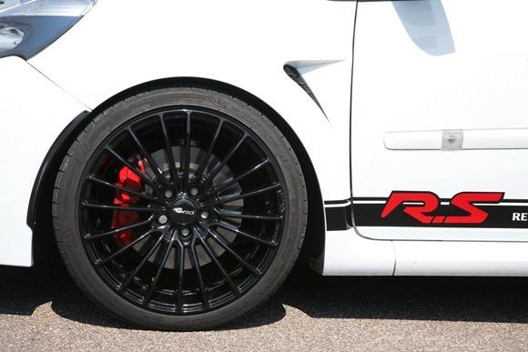 MR Car Design Renault Clio RS 5