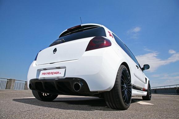 MR Car Design Renault Clio RS 8