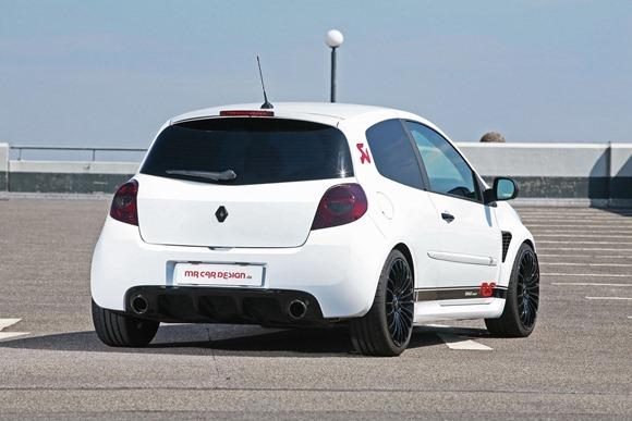 MR Car Design Renault Clio RS 9