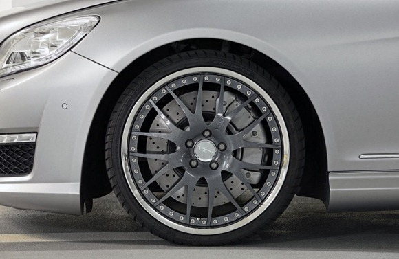 Mercedes CL63 AMG by VÄTH 3