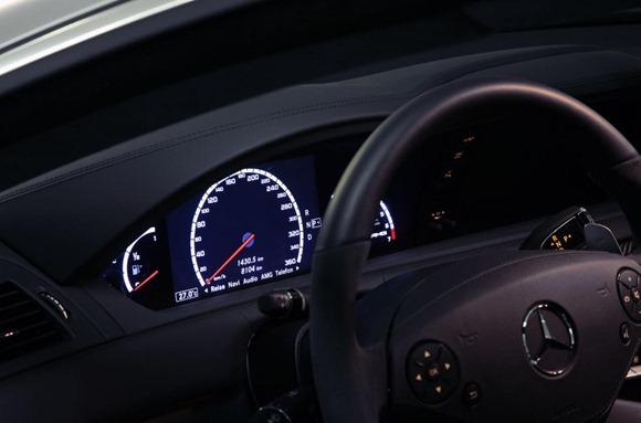 Mercedes CL63 AMG by VÄTH 4