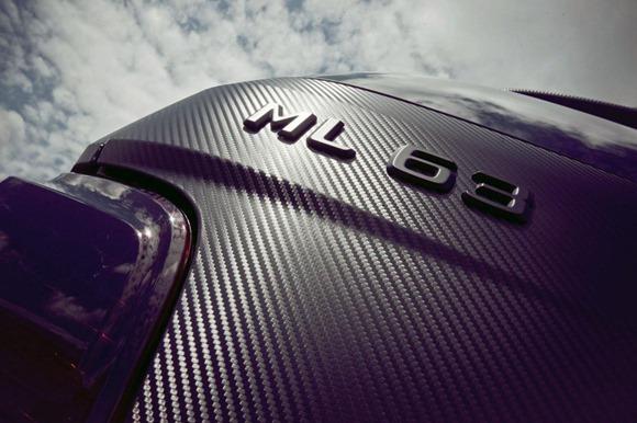 Mercedes ML63 AMG Carbon by Kicherer 3