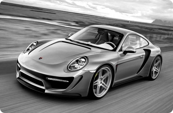 Porsche 911 (991) by TopCar 1