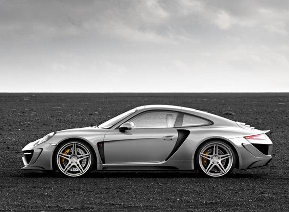 Porsche 911 (991) by TopCar 2