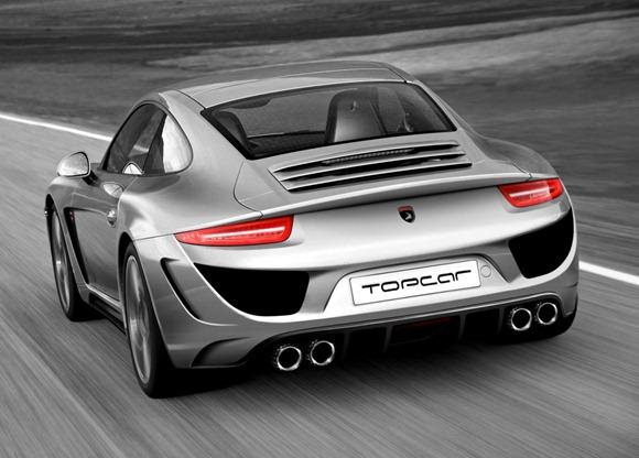 Porsche 911 (991) by TopCar