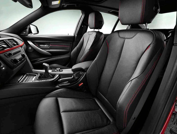 2012 BMW 3-Series 10