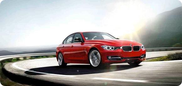 2012 BMW 3-Series 1