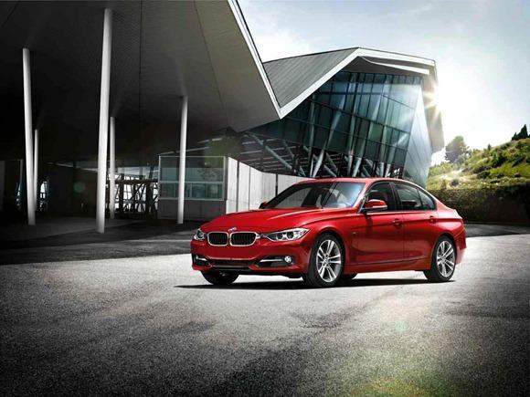 2012 BMW 3-Series 2