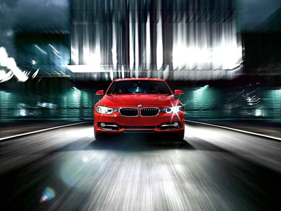 2012 BMW 3-Series 3