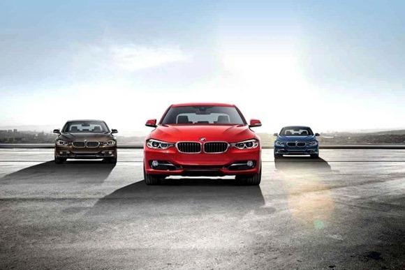 2012 BMW 3-Series 4